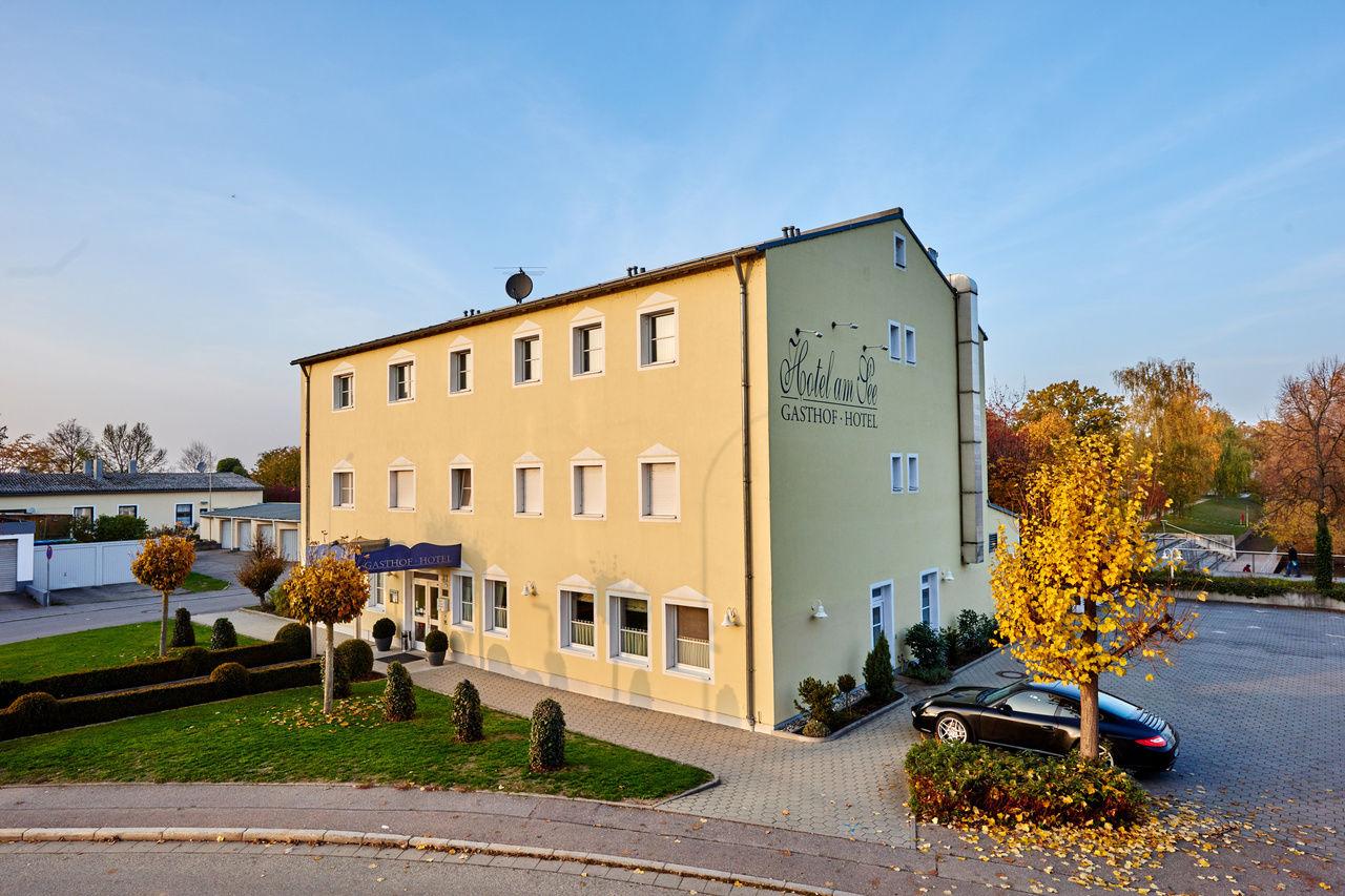 4 Sterne Hotel Neutraubling Hotel Am See Regensburger Land